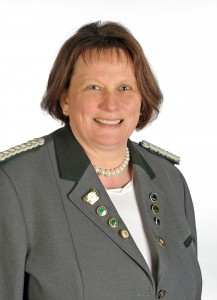 1. Vorsitzende Friederike Streit