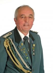 1. Vorsitzender Heinrich Schumacher
