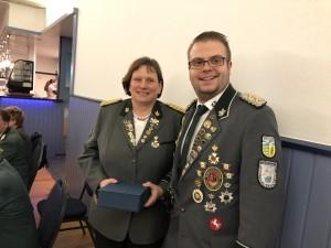 2020 Marco Busch mit Friederike Streit